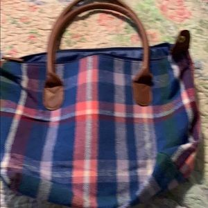 Woman within tote bag new